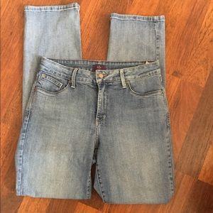 Light wash NYDJ Jeans
